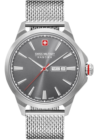 Swiss Military Hanowa Schweizer Uhr »DAY DATE CLASSIC, 06-3346.04.009« kaufen