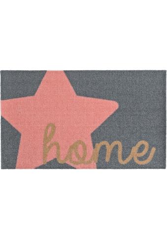 Zala Living Fussmatte »Star Home«, rechteckig, 7 mm Höhe, Fussabstreifer,... kaufen