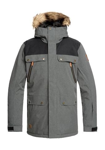 Quiksilver Snowboardjacke »Selector« kaufen