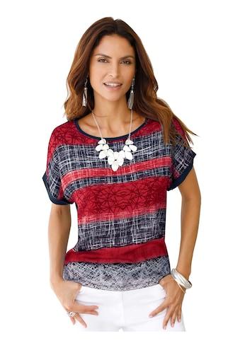 Classic Inspirationen Shirt aus edlem Matt - Satin kaufen