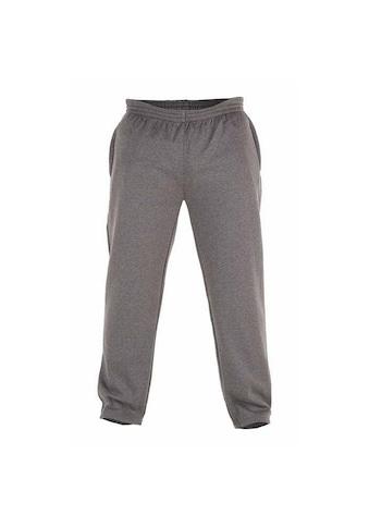 Duke Clothing Jogginghose »Herren Kingsize Albert Jogging Hose, gerade Bündchen« kaufen