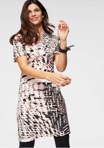 Boysen's Jerseykleid, mit schönem Druck kaufen