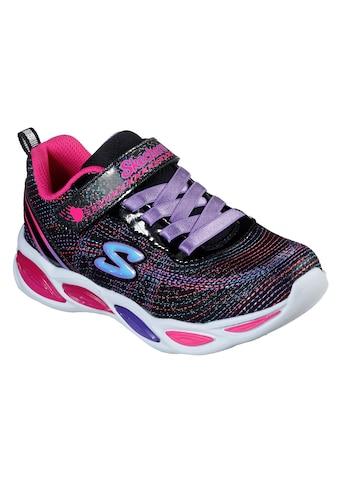 Skechers Kids Sneaker »SHIMMER BEAMS  -  SPARKLE GLOW Blinkschuh« kaufen