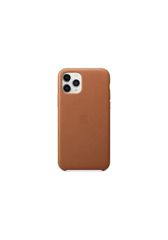 Apple Smartphone-Hülle »Apple iPhone 11 P Leder Case Saddle Brown«, 14,73 cm (5,8... kaufen