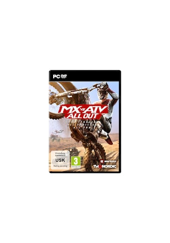 MX vs. ATV All Out, THQ kaufen