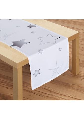 Tischläufer, »STARS«, HOME WOHNIDEEN acheter