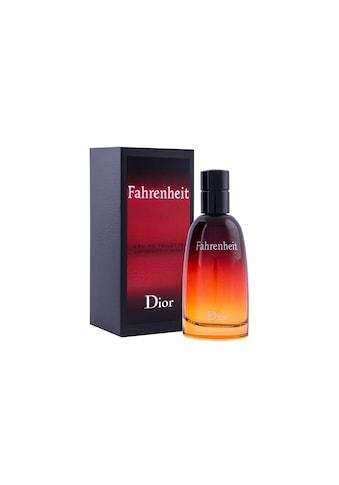 Dior Eau de Toilette »Fahrenheit 50 ml« kaufen