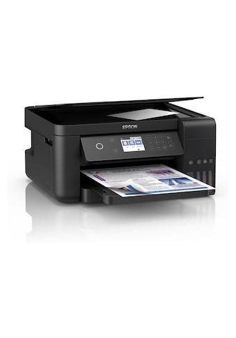 Multifunktionsdrucker, Epson, »EcoTank ET - 3700« kaufen