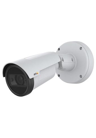 Überwachungskamera »Netzwerkkamera P1448-LE«, Aussenbereich, (Lieferumfang: 1x Axis Netzwerkkamera P1448-LE, 1x Installationsanleitung, 1x Windows Decoder Lizenz für einen Benutzer, 1x Bohrschablone, 1x Steckersatz, 1x Montagehalterung, 1x Axis Wetterschutz L), WDR Forensic und Lightfinder kaufen