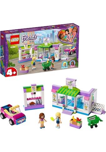 """LEGO® Konstruktionsspielsteine """"Supermarkt von Heartlake City (41362), LEGO® Friends"""", Kunststoff, (140 - tlg.) kaufen"""