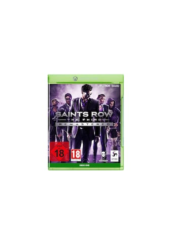 Deep Silver Spiel »Saints Row: The Third - The Full Package Remastered«, Xbox One,... kaufen
