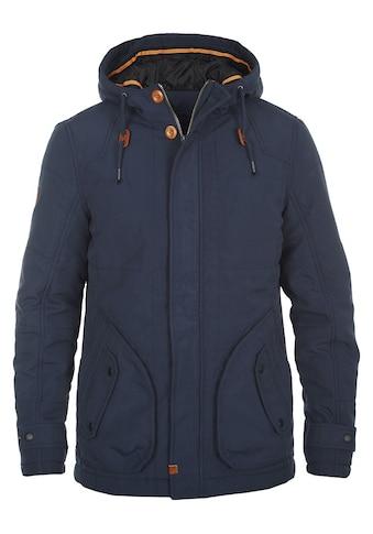 Blend Winterjacke »Polygon«, warme Jacke mit verlängerter Rückenpartie kaufen