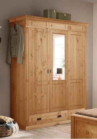 Home affaire Drehtürenschrank »Vinales«, mit 3 Türen kaufen