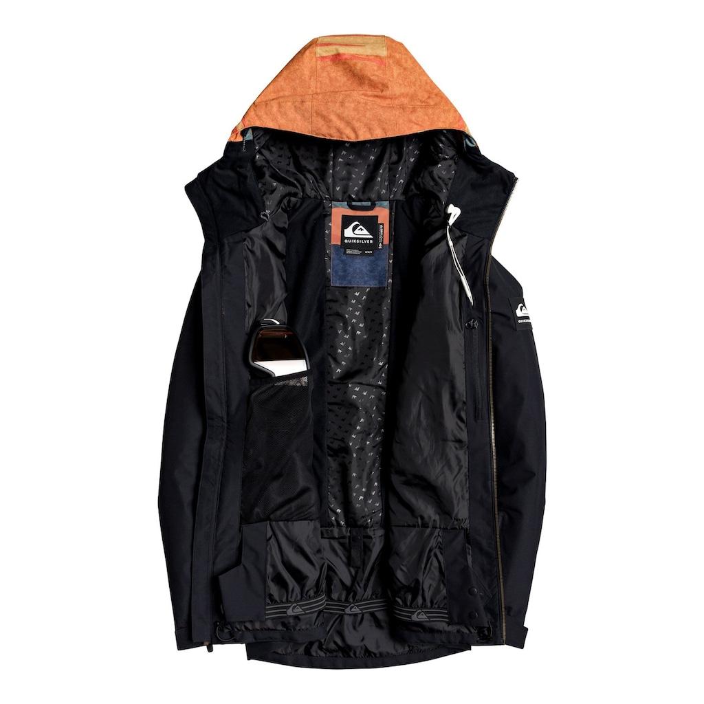 Quiksilver Snowboardjacke »TR Ambition«