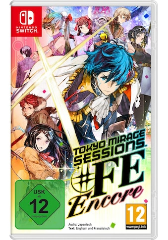 Tokyo Mirage Sessions FE Encore Nintendo Switch kaufen