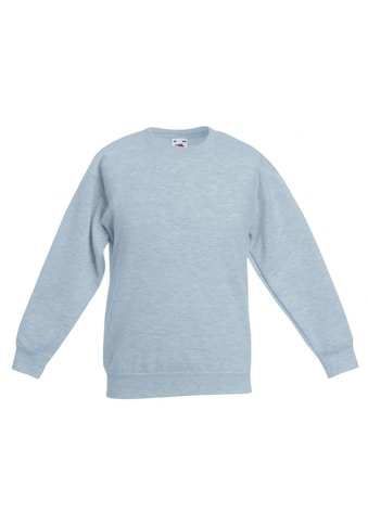 Fruit of the Loom Rundhalspullover »Kinder Unisex Pullover Premium 70/30 (2... kaufen