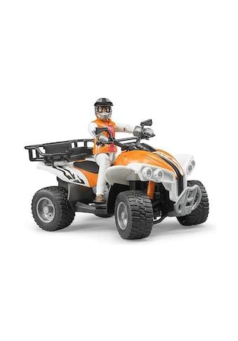 Bruder® Spielzeug-Auto »Figurense-Quad mit Fahrer« kaufen