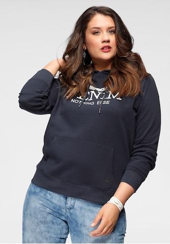 Arizona Kapuzensweatshirt, mit Kängurutasche kaufen