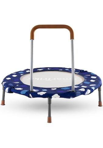 smarTrike® Kindertrampolin »Ø: ca. 90 cm, blau«, Ø 90 cm, mit Haltegriff; zum Bällebad... kaufen