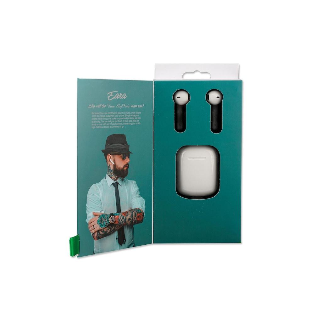4smarts wireless In-Ear-Kopfhörer »Eara SkyPods Weiss«, True Wireless