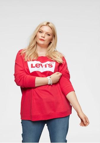 Levi's® Plus Sweatshirt »Relaxed Graphic Crew« kaufen