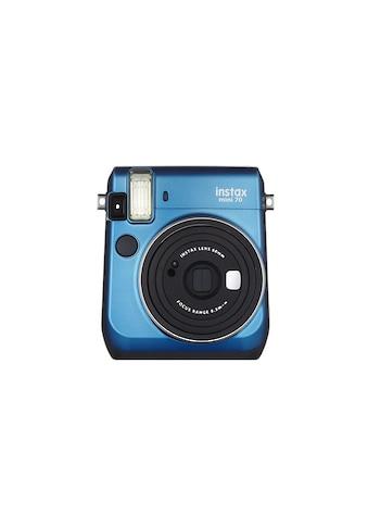 Fotokamera, Fujifilm, »Instax Mini 70 Blau« kaufen