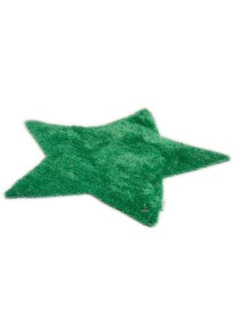 TOM TAILOR Kinderteppich »Soft Stern«, sternförmig, 35 mm Höhe, super weich und... kaufen