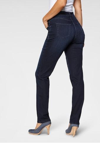 MAC Slim-fit-Jeans »Melanie Rock«, Nieten-Besätze an den vorderen Taschen kaufen