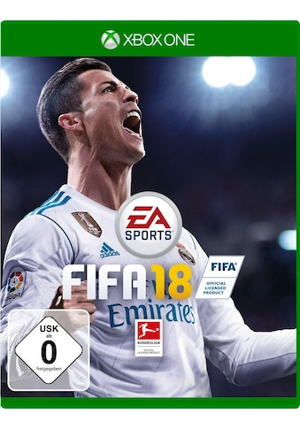 Electronic Arts Spiel »Fifa 18« kaufen