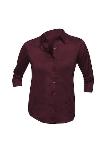 SOLS Hemdbluse »Damen Effect Bluse / Arbeitsbluse, 3/4 - Ärmel« kaufen