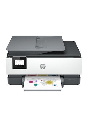 HP Multifunktionsdrucker »OfficeJet«, Mit HP+ kaufen