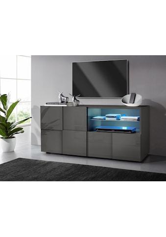 LC Lowboard »Dama«, Breite 121 cm kaufen