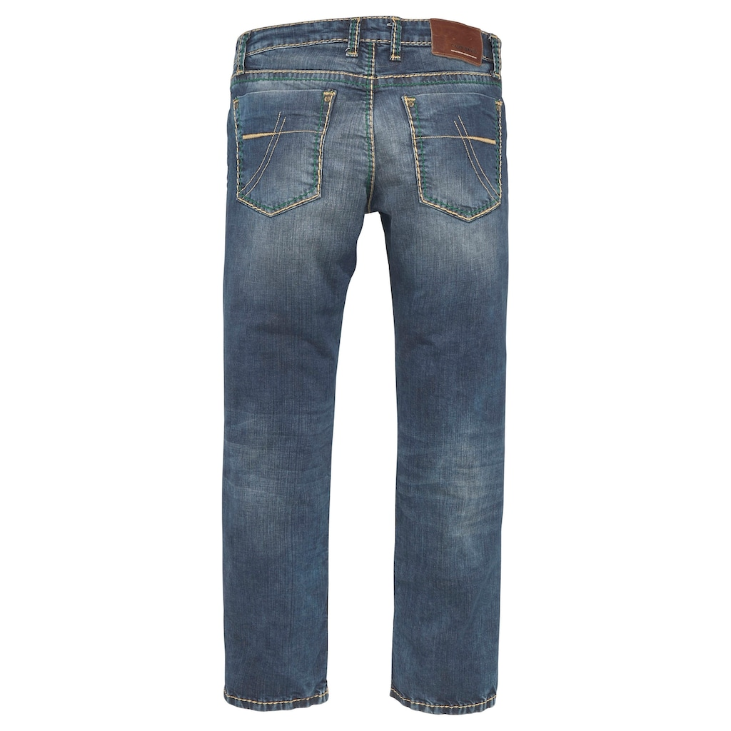 CAMP DAVID Straight-Jeans »NI:CO:R611«