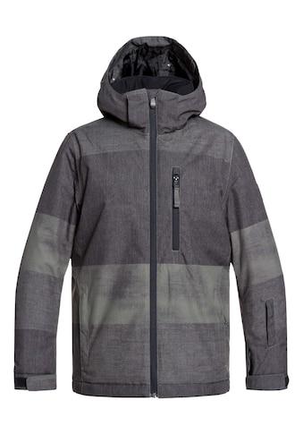 Quiksilver Snowboardjacke »Silvertip« kaufen