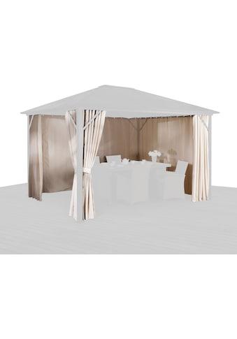 KONIFERA Seitenteile für Pavillon »Aruba«, 4 Stk., für versch. Grössen kaufen