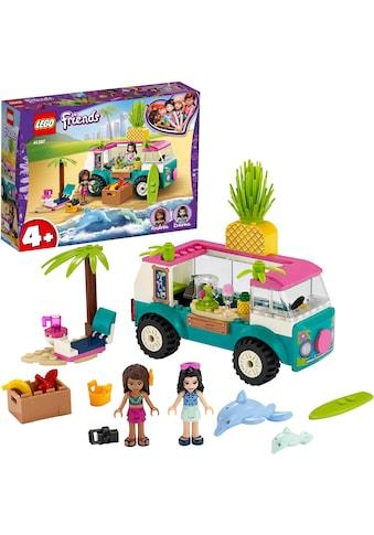 "LEGO® Konstruktionsspielsteine ""Mobile Strandbar (41397), LEGO® Friends"", Kunststoff, (103 - tlg.) acheter"