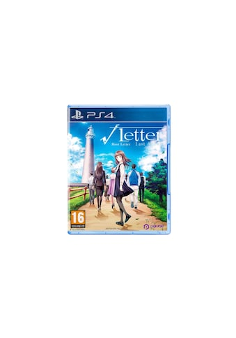 PQube Spiel »Root Letter: Last Answer - Day One Edition«, PlayStation 4, Standard Edition kaufen