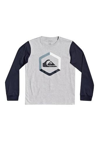 Quiksilver Langarmshirt »The Boldness« kaufen