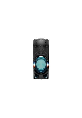 Sony Bluetooth-Speaker »MHC-V42D Schwarz« kaufen