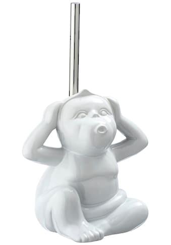 WENKO WC-Garnitur »Monkey«, Keramik kaufen