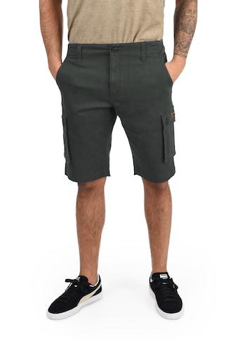Solid Cargoshorts »Laurus«, kurze Hose mit knöpfbaren Seitentaschen kaufen