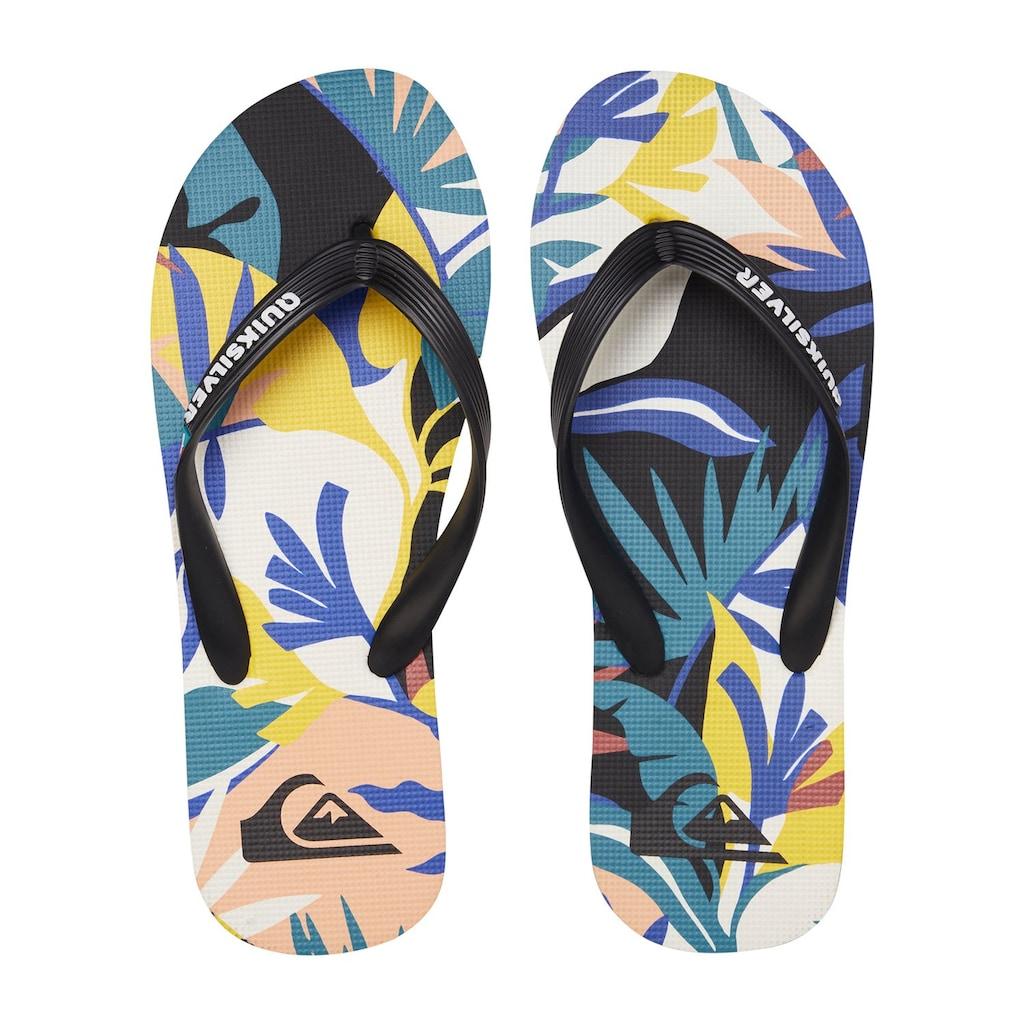 Quiksilver Sandale »Molokai Tropical Flow«