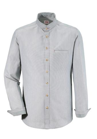 Spieth & Wensky Trachtenhemd im Streifen - Dessin kaufen