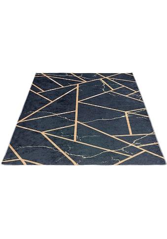 Sehrazat Teppich »Caimas 2990«, rechteckig, 5 mm Höhe, waschbar, weiche Microfaser,... kaufen