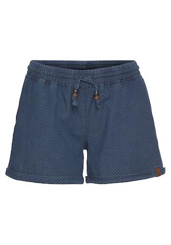 Alife & Kickin Jeansshorts »JaneAK«, kurze Hose mit Zierperlen kaufen