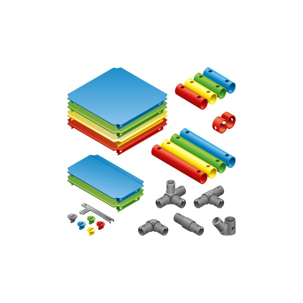 Quadro Modellbausatz »Spielturm Upgrade Kit«