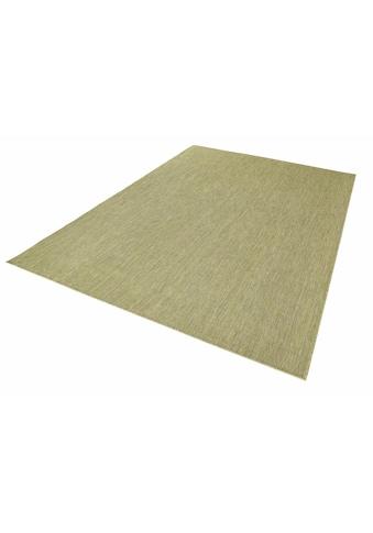 bougari Teppich »Match«, rechteckig, 8 mm Höhe, Flachgewebe, In- und Outdoor geeignet, Wohnzimmer kaufen