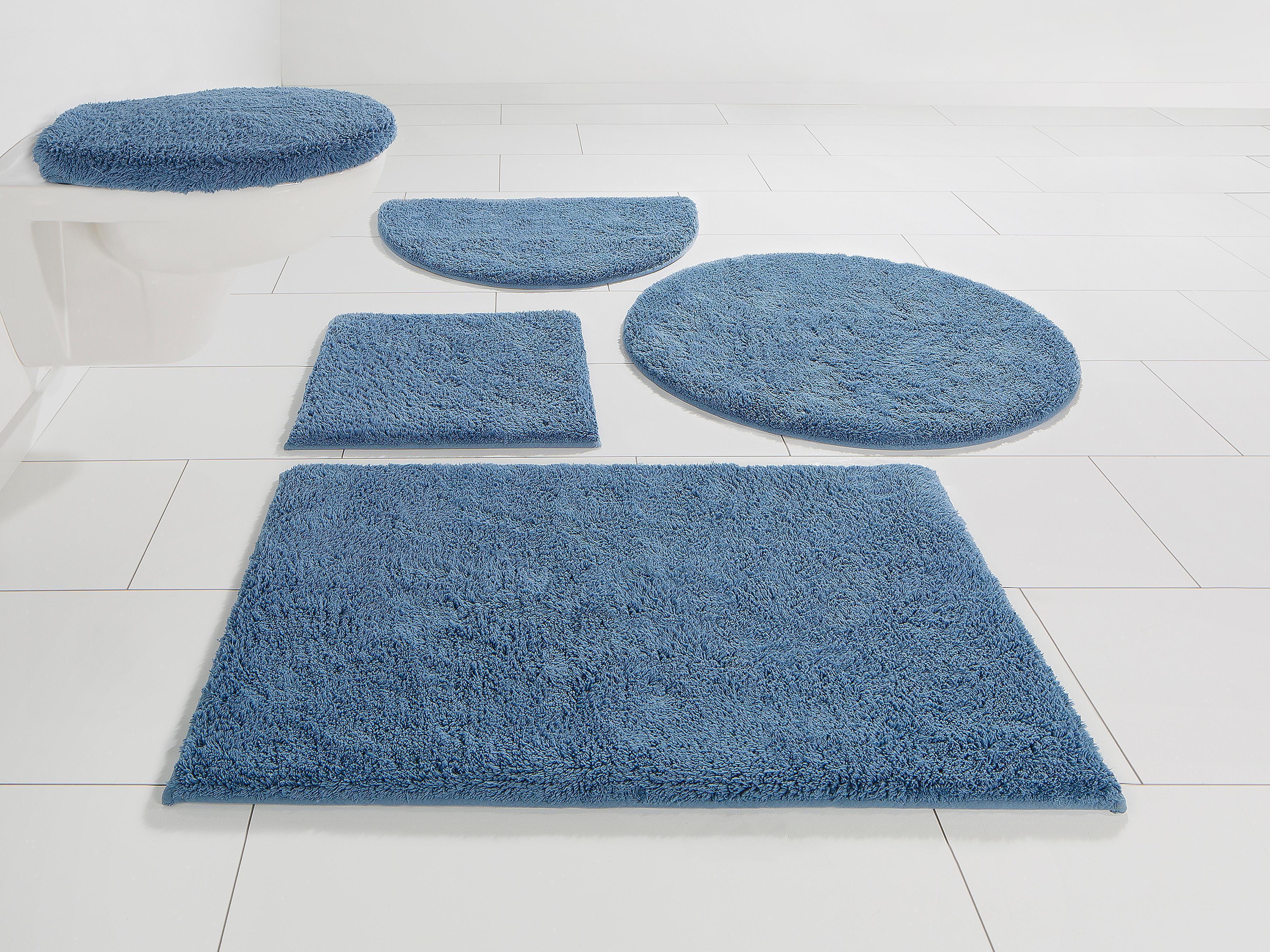 Image of Badematte »Maren«, Home affaire, Höhe 15 mm, rutschhemmend beschichtet, fussbodenheizungsgeeignet