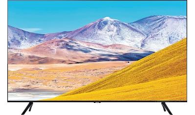 Samsung GU50TU8079 LED - Fernseher (125 cm / (50 Zoll), 4K Ultra HD, Smart - TV kaufen