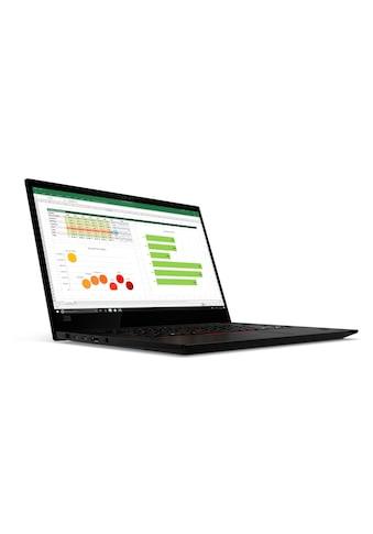 "Lenovo Notebook »Lenovo Notebook ThinkPad X1 Extreme«, (39,62 cm/15,6 "" Intel Core i7... kaufen"